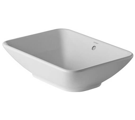 Duravit Bacino 550mm Rectangular Wash Bowl