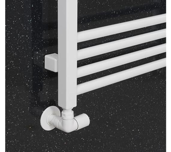 Alternate image of Crosswater MPRO 480mm Width Towel Rail