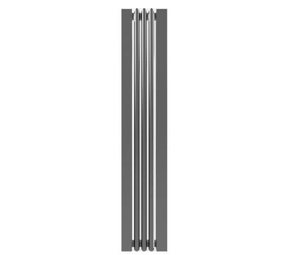 SBH Deva Horizontal Dual Fuel Towel Radiator