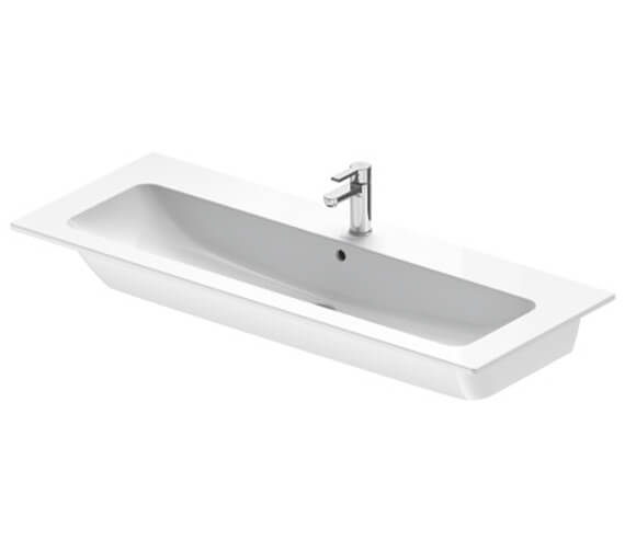 Duravit Me By Starck 1230mm Wide Furniture Washbasin