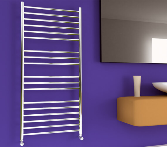 SBH Maxi Flat Towel Radiator 600mm x 1300mm