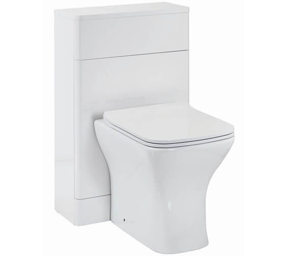 Harrison Bathrooms Eve 500 x 800mm Back To Wall Unit