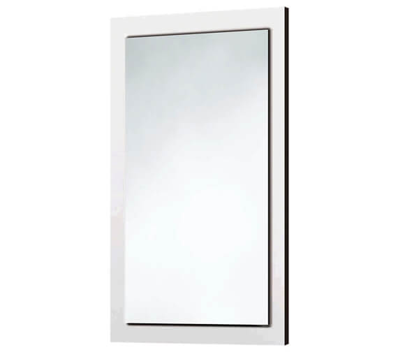 Harrison Bathrooms Wood Frame Mirror