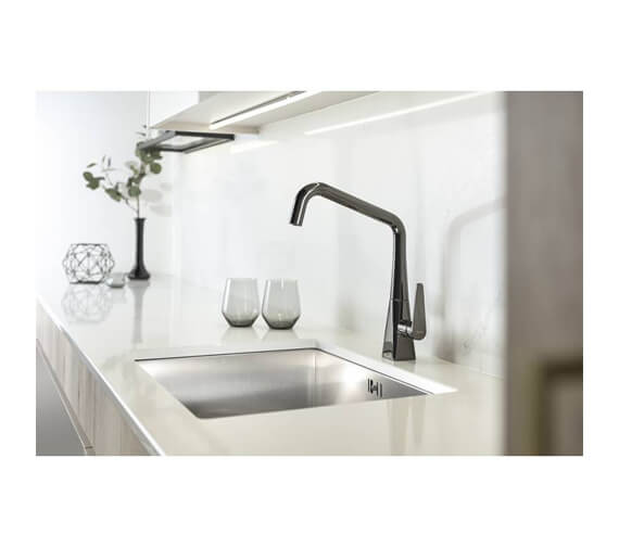 Additional image of Abode Coniq S Single Lever Kitchen Mixer Tap