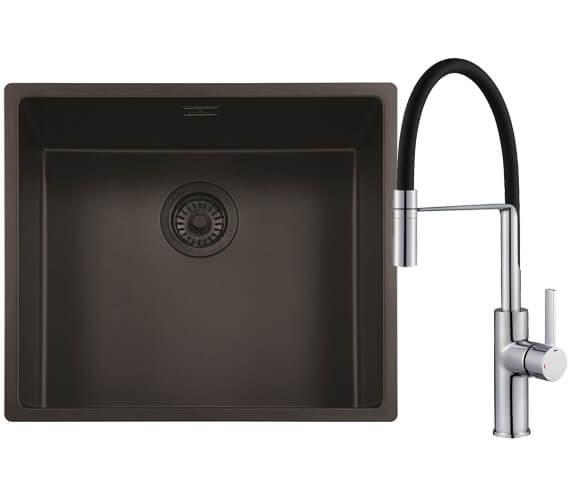 Additional image of Reginox Sinks  New York 40x40 JB