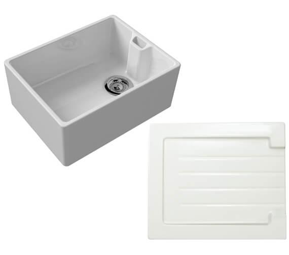 Additional image of Reginox Sinks  BELFAST 90MM