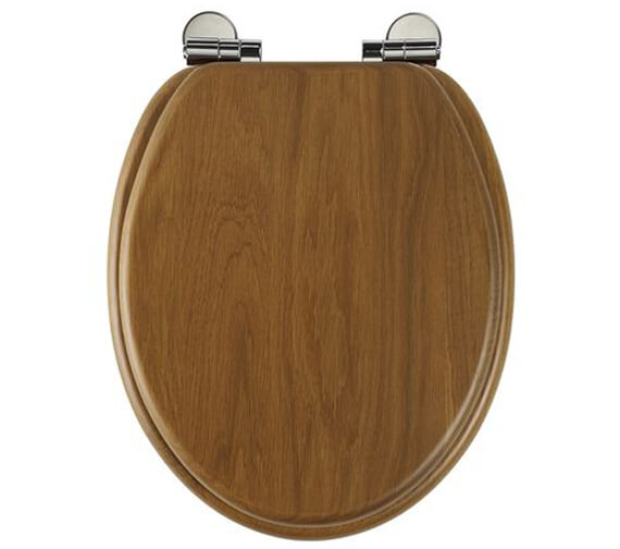 Additional image of Roper Rhodes Traditional Soft Close Toilet Seat
