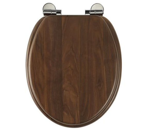 Alternate image of Roper Rhodes Traditional Soft Close Toilet Seat