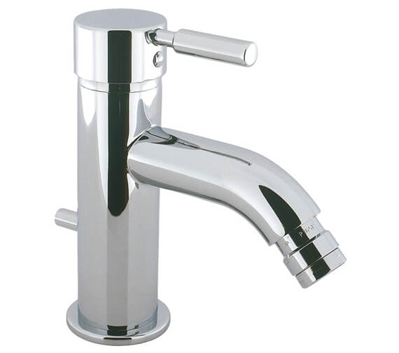 Crosswater Design Monobloc Bidet Mixer Tap With Pop Up Waste