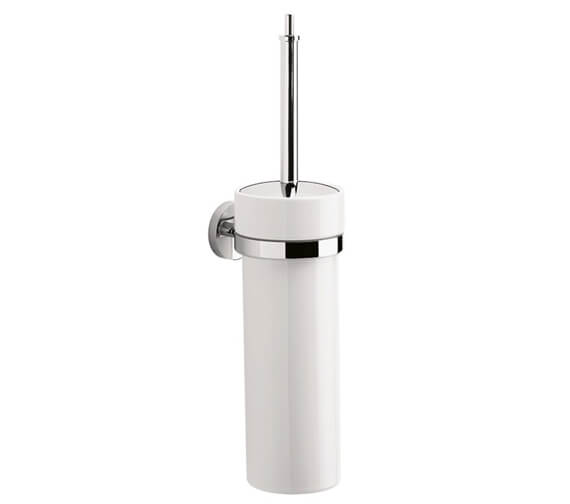 Crosswater Central Toilet Brush Holder - CE025C