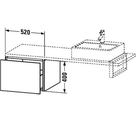 Technical drawing QS-V104373 / LC583001818