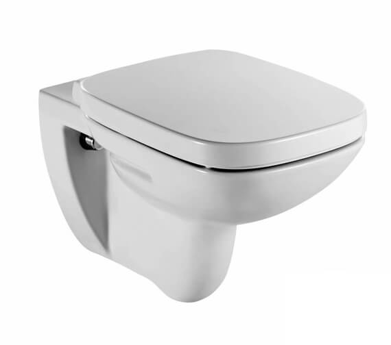 Roca Debba Rimless Wall-Hung WC Pan 540mm Projection