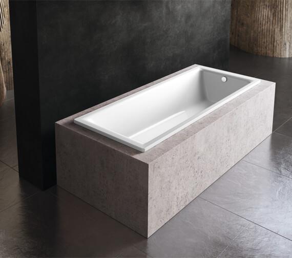 Kaldewei Puro 1700mm Single Ended Steel Bath