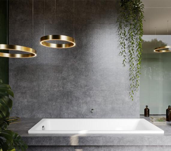 Alternate image of Kaldewei Puro 1700mm Single Ended Steel Bath