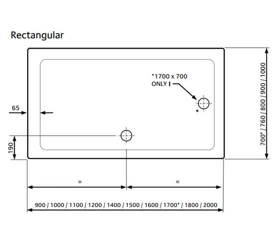Technical drawing QS-V9287 / TR9076-ELN