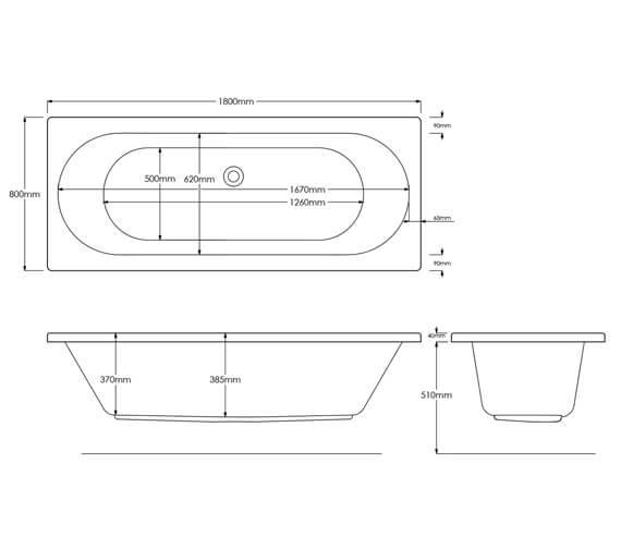 Technical drawing QS-V16772 / EB511