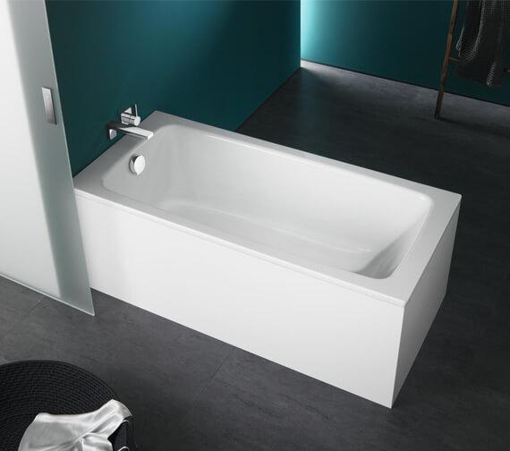 Kaldewei Advantage Cayono 1800 x 800mm Single Ended Steel Bath