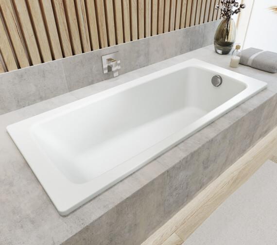 Additional image of Kaldewei Advantage Cayono 1800 x 800mm Single Ended Steel Bath