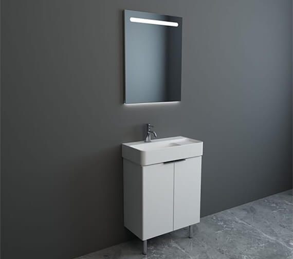 Alternate image of IMEX Blade Illuminated Mirror With Demista