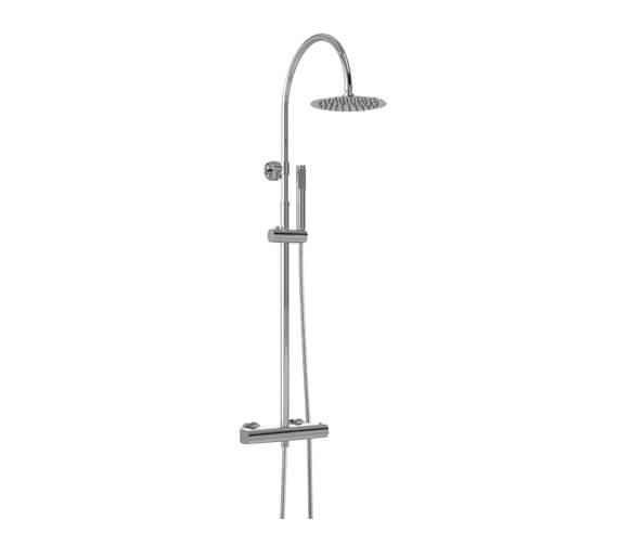 Hudson Reed Thermostatic Bar Valve And Shower Kit