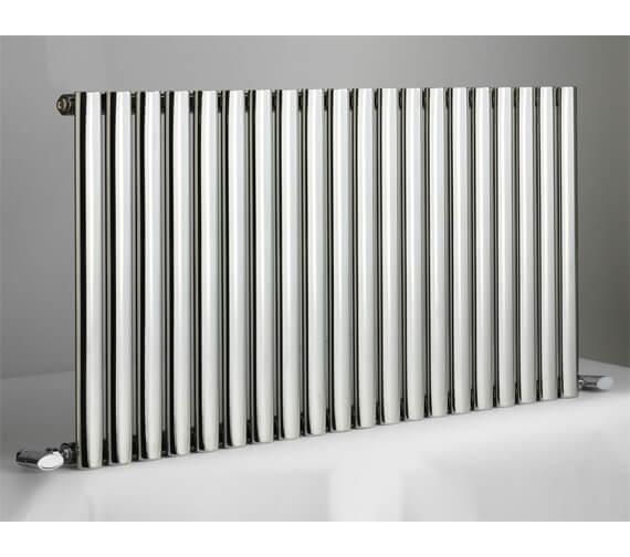 DQ Heating Cove Stainless Steel Single - Double Horizontal Radiator