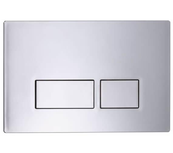 Alternate image of Tavistock Square Flush Plate