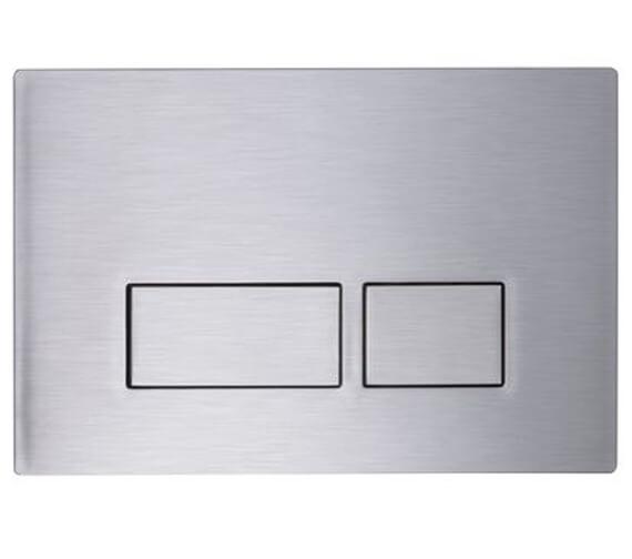 Additional image of Tavistock Square Flush Plate