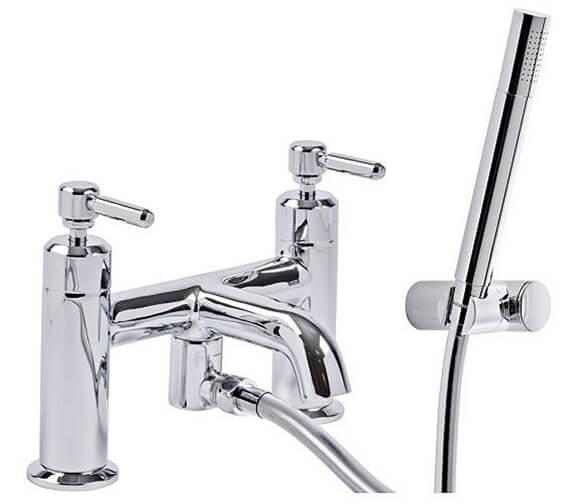 Tavistock Maston Bath Shower Mixer Tap With Handset