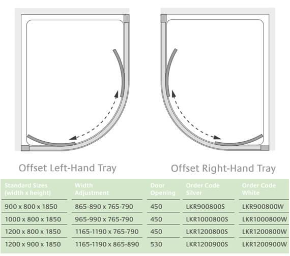 Technical drawing QS-V73133 / LKR900800S