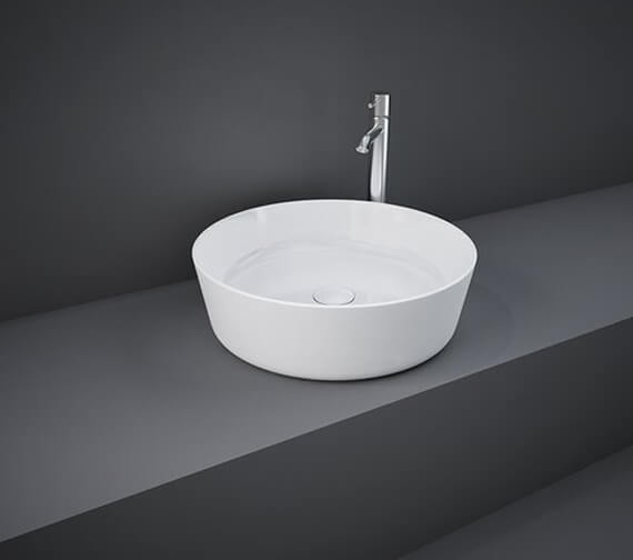 RAK Feeling 420mm Round Counter Top Basin