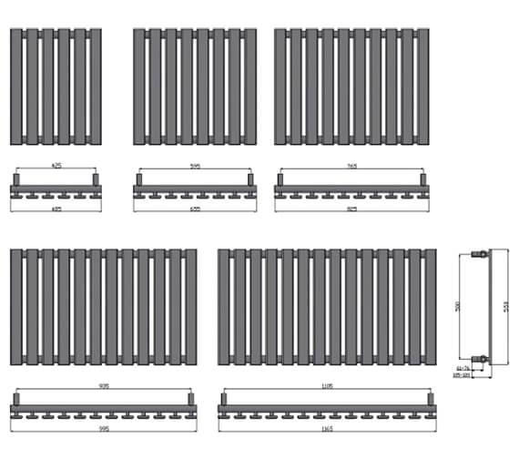 Technical drawing QS-V20740 / RND-PNZ485