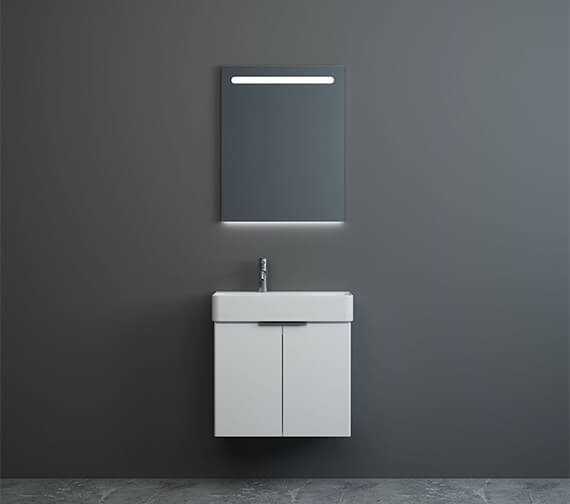 IMEX Blade Two Door Wall Hung Cabinet