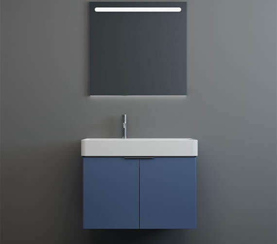Alternate image of IMEX Blade Two Door Wall Hung Cabinet