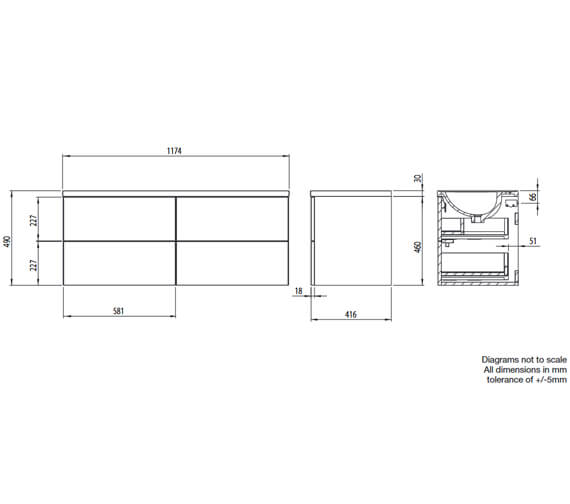 Technical drawing QS-V104333 / 2xCA600W.W|CA1200IS