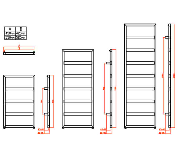 Technical drawing QS-V95311 / RND-REZ074045