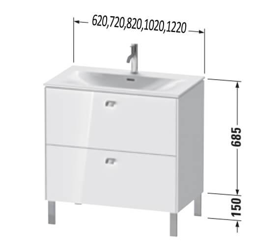 Technical drawing QS-V104392 / BR451001818