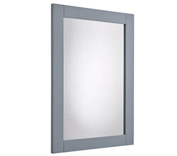 Alternate image of Tavistock Lansdown 570 x 800mm Wooden Framed Mirror
