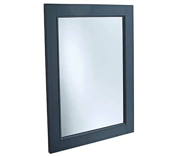 Additional image of Tavistock Lansdown 570 x 800mm Wooden Framed Mirror