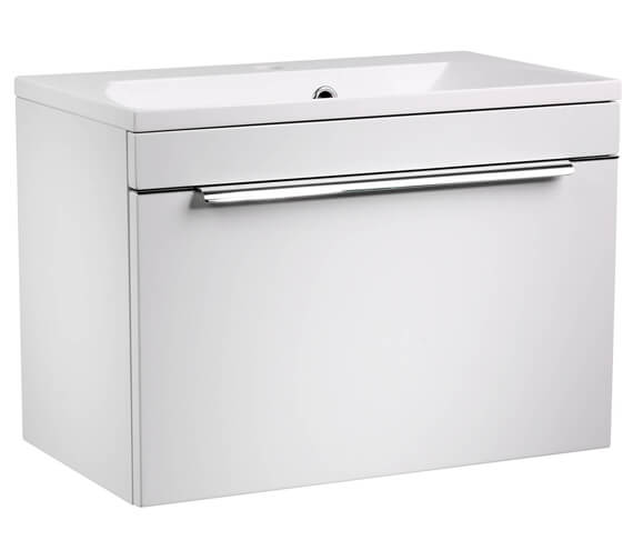 Roper Rhodes Cypher 600mm Wide Wall Mounted Vanity Unit