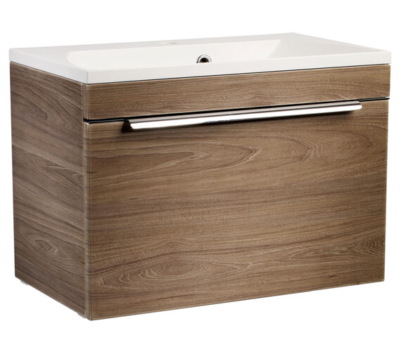 Alternate image of Roper Rhodes Cypher 600mm Wide Wall Mounted Vanity Unit