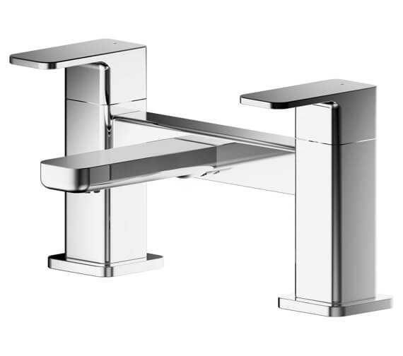 Nuie Windon Deck Mounted Bath Filler Tap