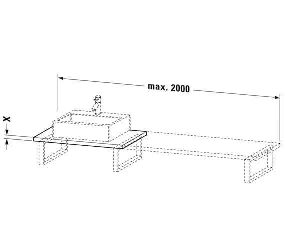 Technical drawing QS-V102625 / BR106C01818
