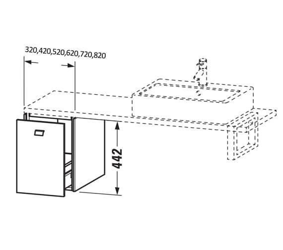 Technical drawing QS-V104396 / BR512001818
