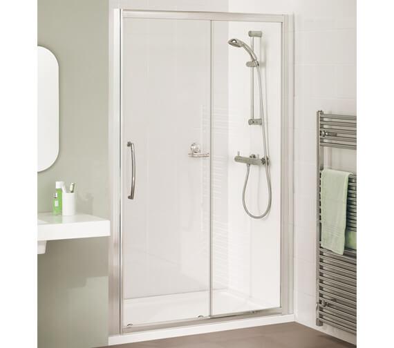 Lakes Classic Semi-Framed 1850mm Height Slider Door