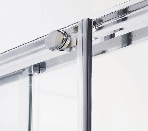 Additional image of Lakes Classic Semi-Framed 1850mm Height Slider Door