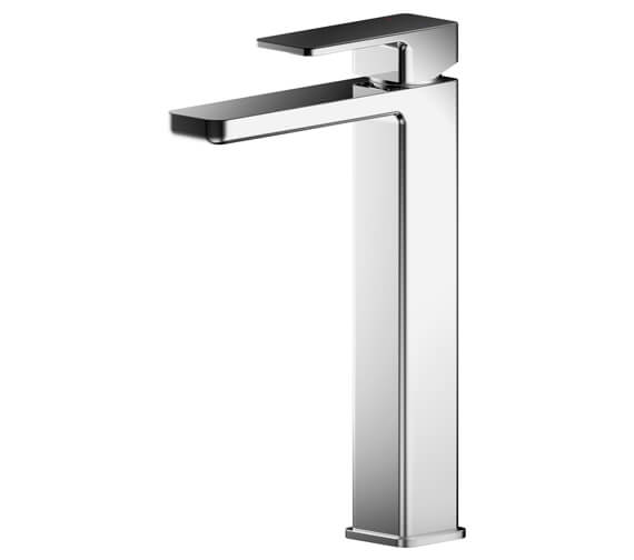 Nuie Windon Deck Mounted High-Rise Mono Basin Mixer Tap
