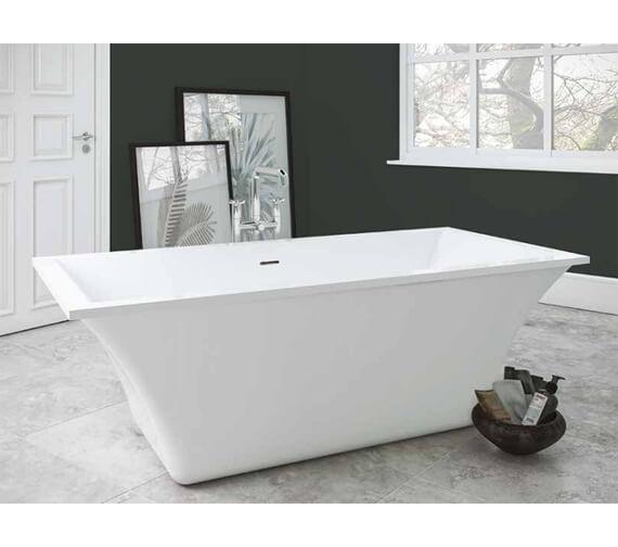 Royce Morgan Churchill 1800 x 860mm Freestanding Bath