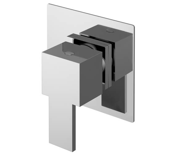 Nuie Sanford Wall Mounted Concealed Stop Tap