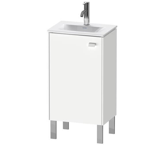 Duravit Brioso 440mm Wide Floor Standing Vanity Unit For Viu Basin