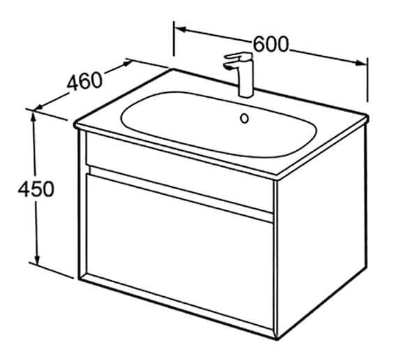 Technical drawing QS-V96483 / FZHM2784-500-Q0002